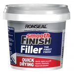 Ronseal Smooth Finish Quick Drying Multi Purpose Filler 600 g