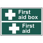 Scan First Aid Box First Aid – PVC 300 x 200mm