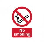 Scan No Smoking – PVC 400 x 600mm