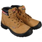 Scan Cougar Nubuck Safety Boots S1P UK 12 Euro 47