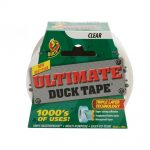 Shurtape Duck Tape Ultimate 50mm x 20m Clear