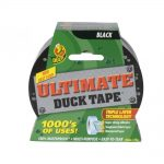Shure Tape Duck Tape Ultimate 50mm x 25m Black