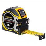 Stanley 0-33-501 FatMax AutoLock Tape Measure 8m