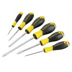 Stanley 0-60-208 Essential Screwdriver Set 6pc