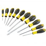 Stanley 0-60-211 Essential Screwdriver Set 10pc