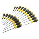 Stanley 0-60-213 Essential Screwdriver Set 20pc