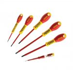 Stanley Fatmax Scewdriver Set Insulated Phillips Parallel 6Pce