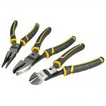 Stanley FatMax Compound Action Pliers Set of 3