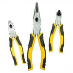 Stanley 0-75-094 ControlGrip Plier Set 3pc