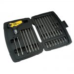 Stanley FatMax T Handle Ratchet Power Key Set 27 Piece