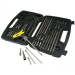 Stanley FatMax T Handle Ratchet Power Key Set 43 Piece