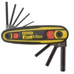 Stanley FatMax Locking Hex Key Set 1.5- 8mm