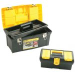 Stanley Tool Box 19in Plus Bonus Box