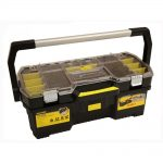 Stanley Toolbox 24 With Tote Tray Organiser 1-97-514