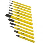 Stanley Punch Chisel Set 12pce 4-18-299