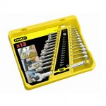 Stanley Fatmax Combination Spanner Set 13Pc Metric