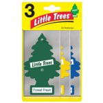 Saxon Little Trees Triple Pack Air Freshener