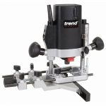 Trend T5EB 14in Variable Speed Router 1000 Watt 240 Volt