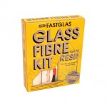 U-POL Fastglas Resin Glass Fibre Kit Large