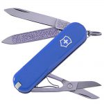 Victorinox Classic SD Swiss Army Knife Blue Blister Pack
