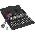 Wera 8100SA Red Bull Racing Zyklop 14in Metric Ratchet Set