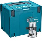 Makita DRT50ZJ 18v LXT Brushless 1/4in Router – Bare Unit